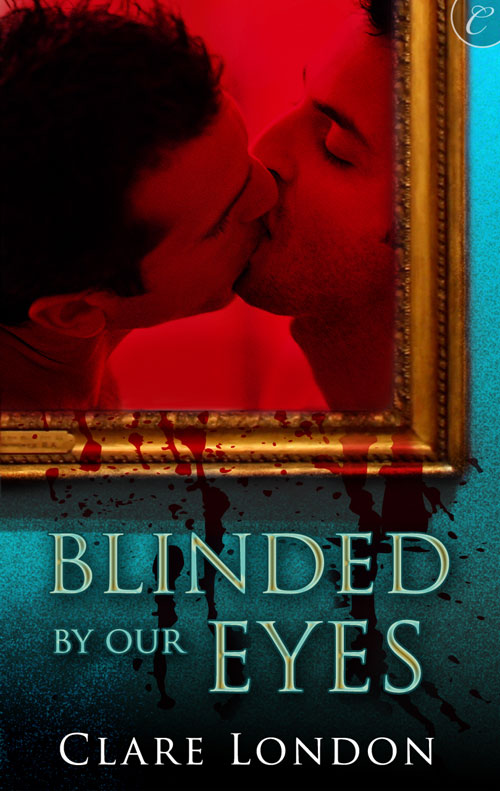 Blinded by our Eyes front cover.