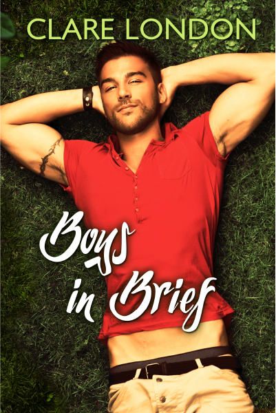 Boys in Brief front cover.