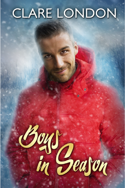 Boys in Season front cover.