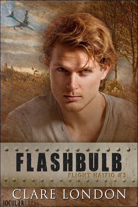 Flashbulb front cover.