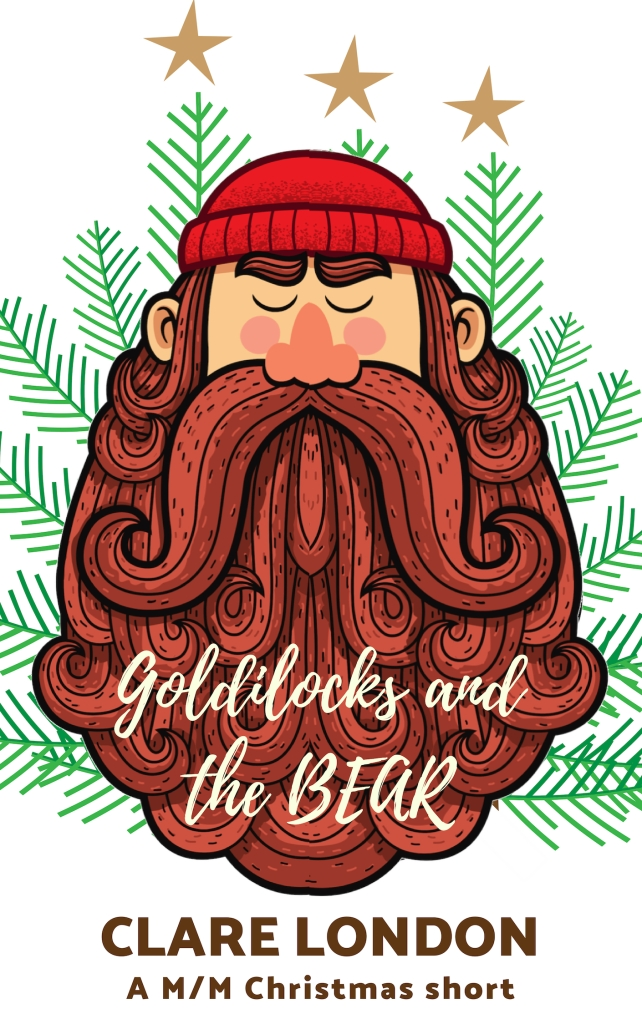 Goldilocks and the Bear front cover.