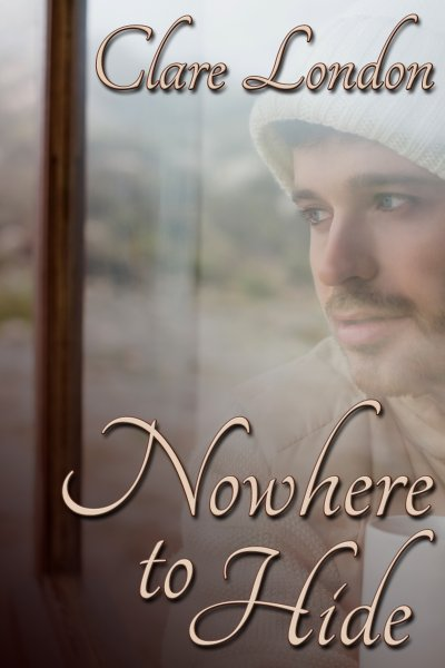 Nowhere to Hide front cover.