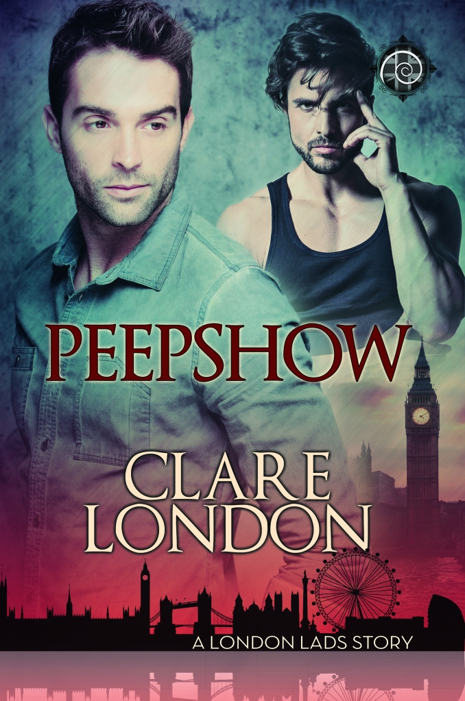 Peepshow front cover.