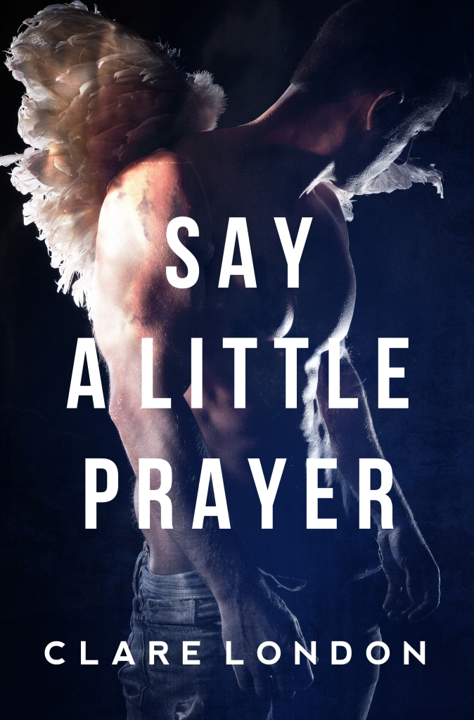 Say a Little Prayer front cover.