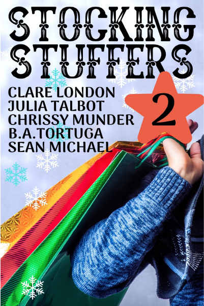 Stocking Stuffers 2 front cover.