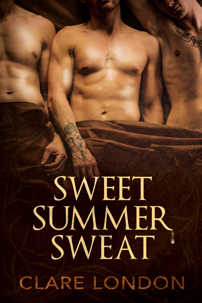Sweet Summer Sweat front cover.