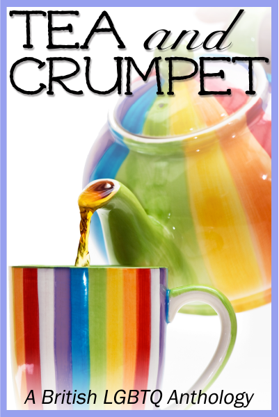 Tea and Crumpet front cover.