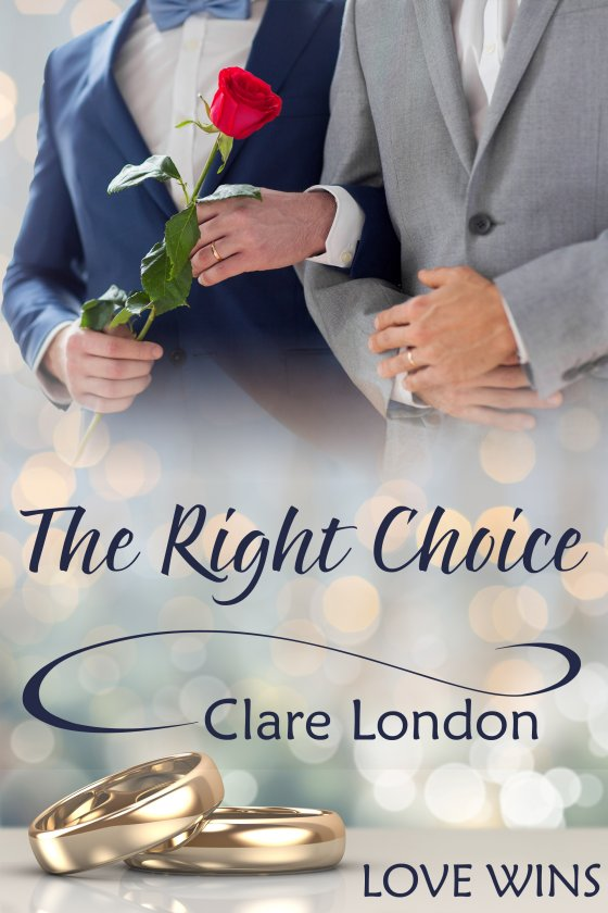 The Right Choice front cover.