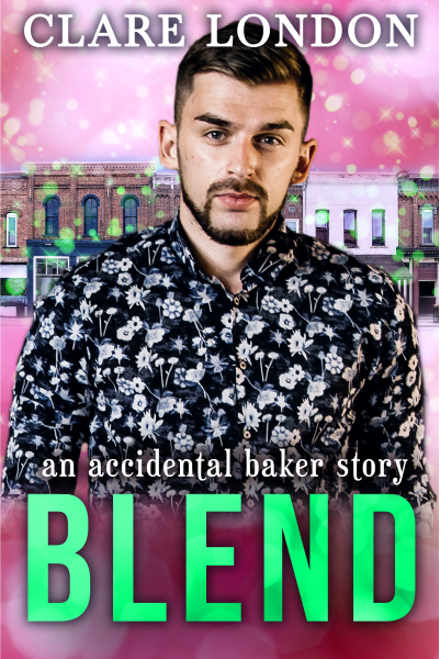Blend front cover.