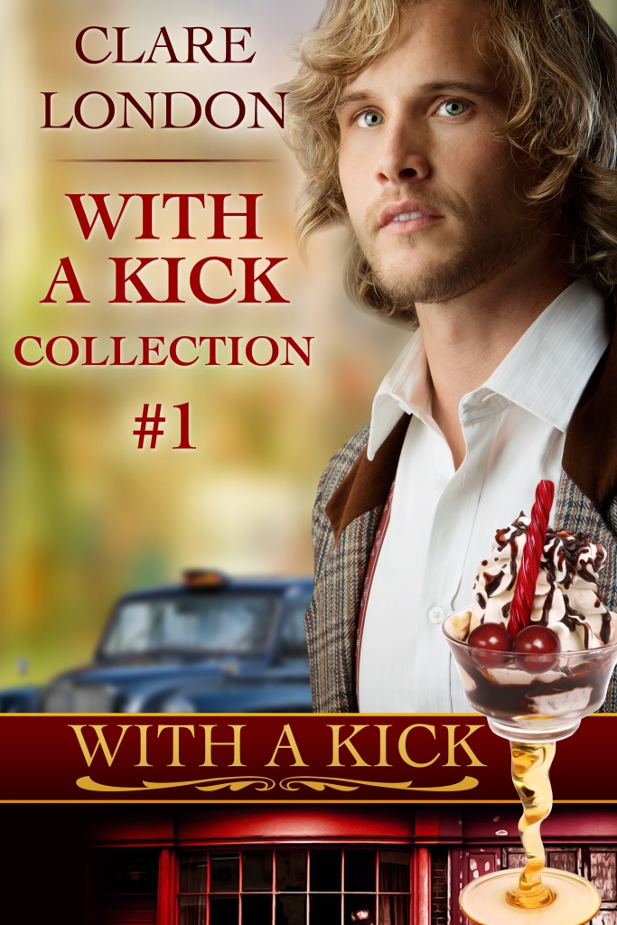With a Kick Collection 1 front cover.