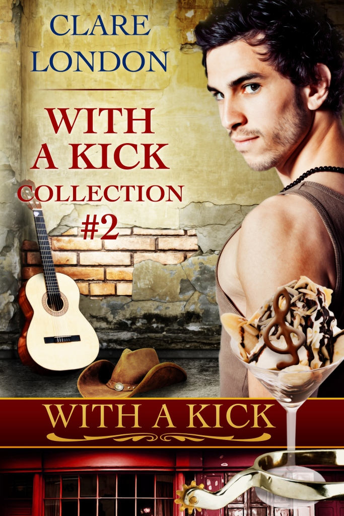 With a Kick Collection 2 front cover.