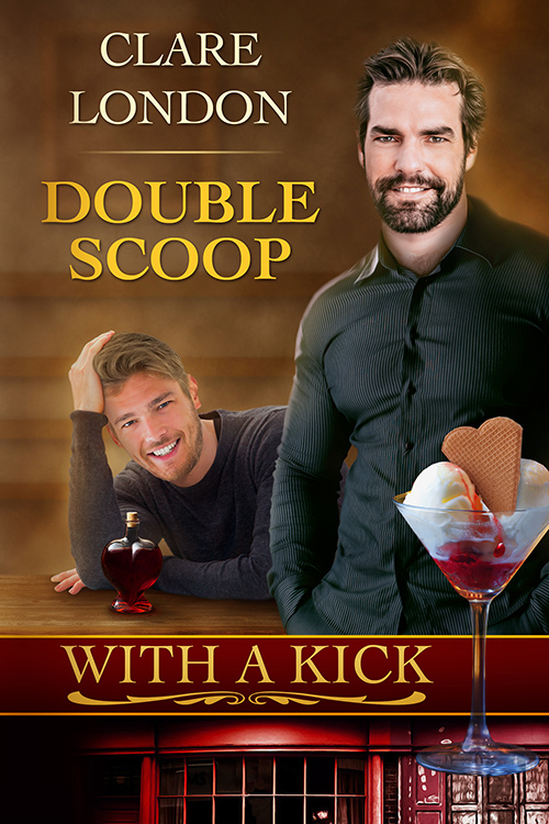Double Scoop front cover.