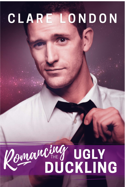 Romancing the Ugly Duckling front cover.