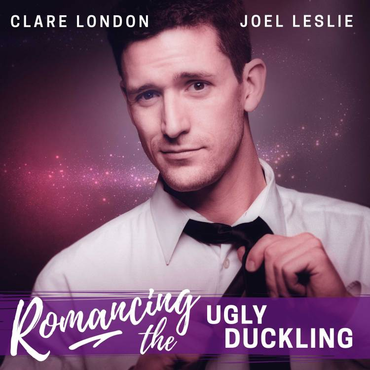 Romancing the Ugly Duckling Audiobook cover.