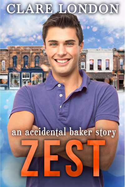 Zest front cover.